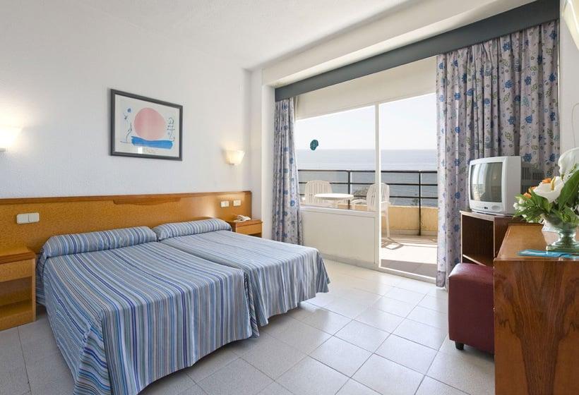 Quarto Hotel Globales Gardenia Fuengirola