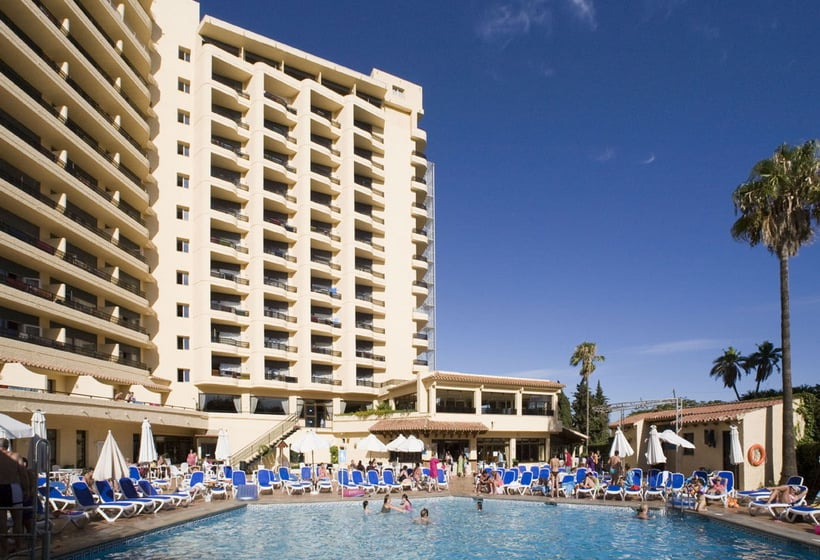 Swimming pool Hotel Globales Gardenia Fuengirola