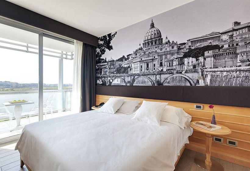 Chambre Hôtel Barcelo Aran Park Rome