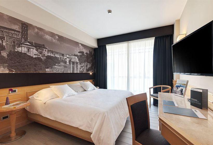 Room Hotel Barcelo Aran Park Rome