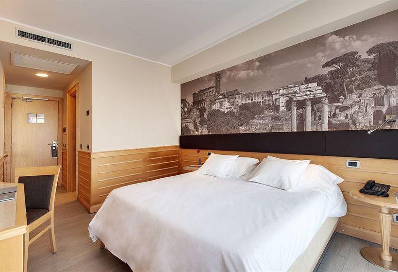 Camera Hotel Barcelo Aran Park Roma