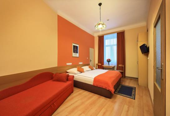 Hotel Golden City Garni Praga