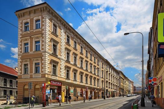 Hotel Golden City Garni Prag