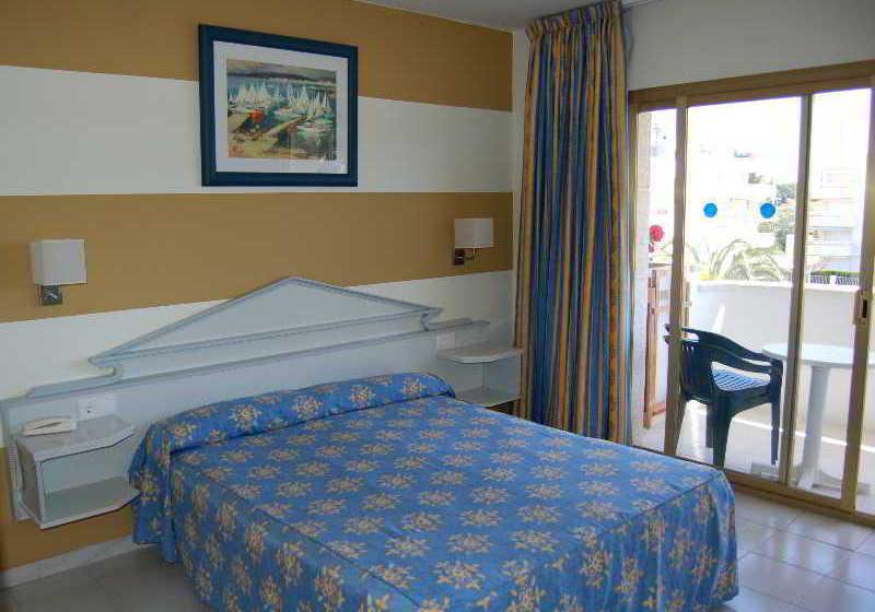 فندق 4R Meridia Mar هوسبيتاليت ديل إنفانت