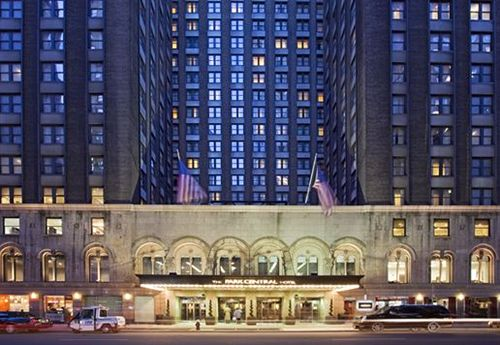 Hotel Park Central New York Nova Iorque