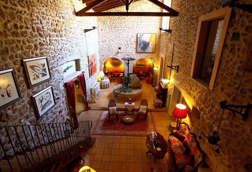 Chambre Hôtel Rural S'Olivaret Alaro