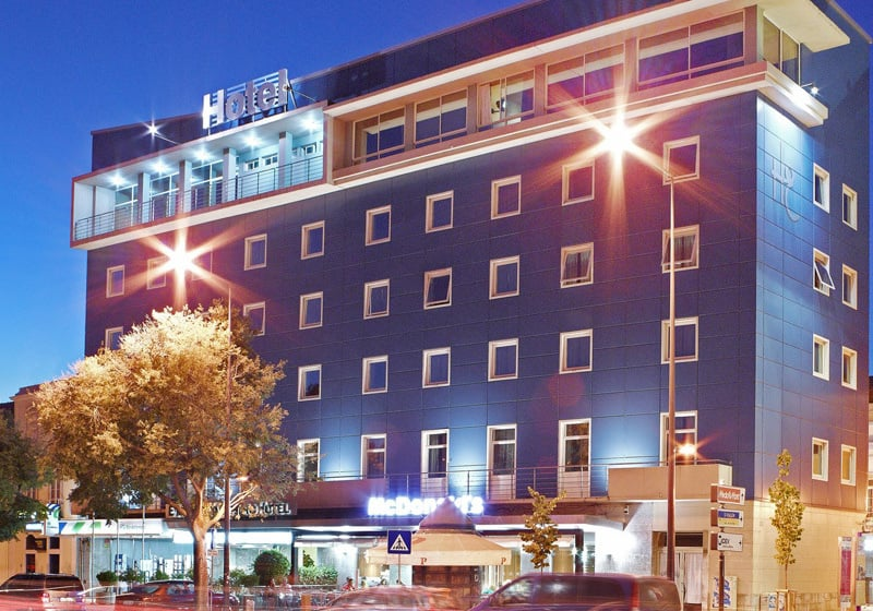 Luna Esperança Centro Hotel Setúbal