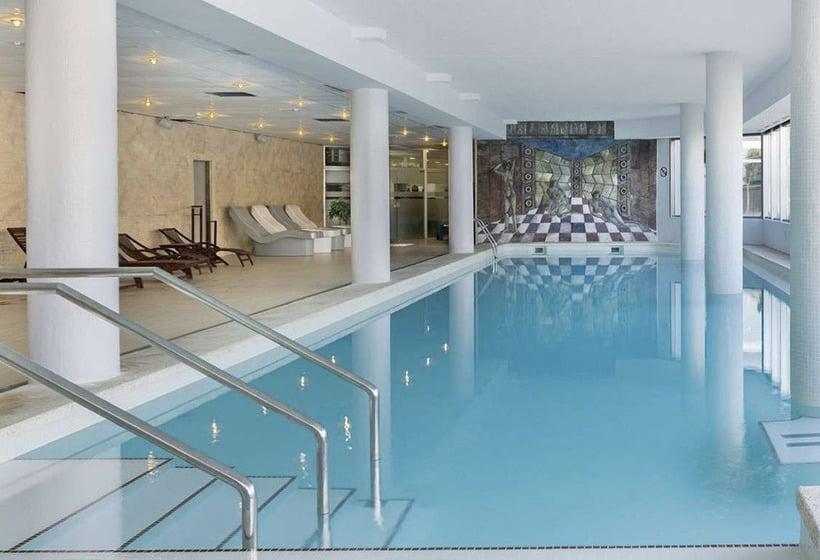 웰빙 Sun Palace Albir Hotel & Spa L'Alfas del Pi