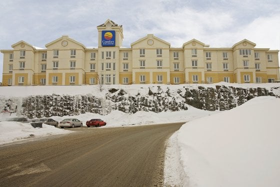 Hotel Comfort Inn & Suites Saint Jerome