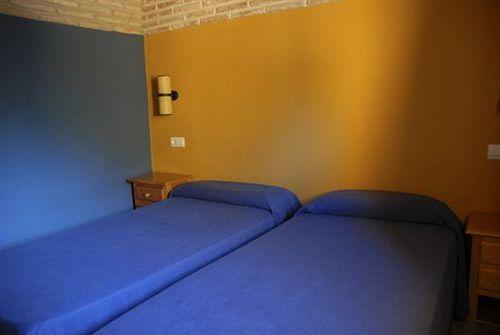 Hôtel Complejo Turistico La Garganta Alora