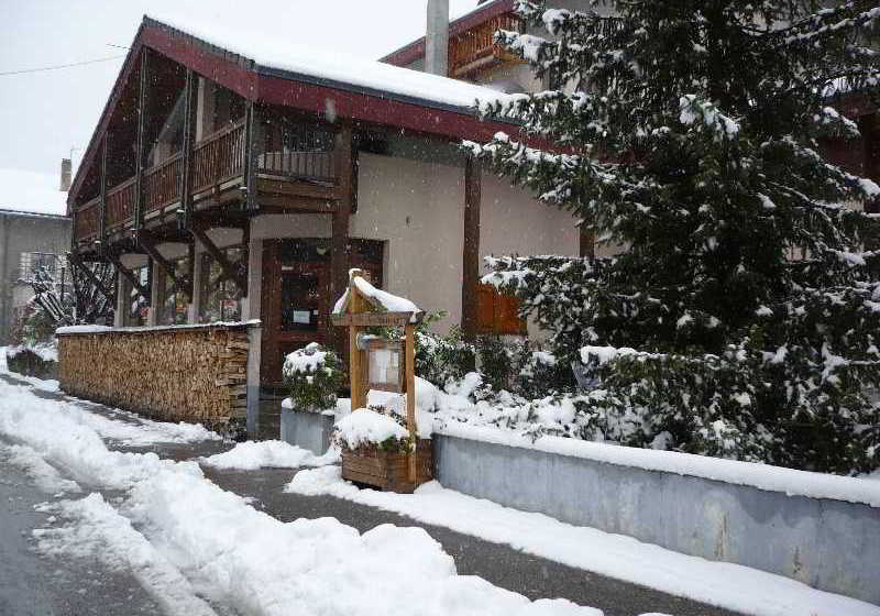 호텔 Hôtel & Spa La Tourmaline Aime