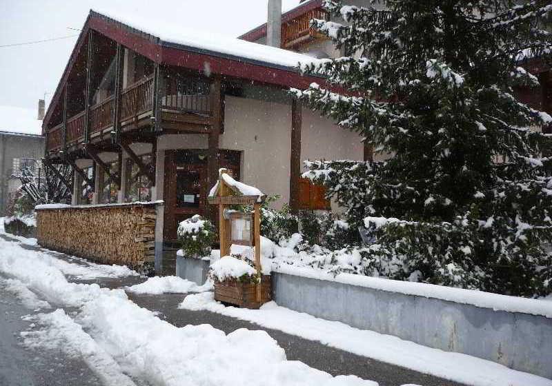 Hôtel & Spa La Tourmaline Aime