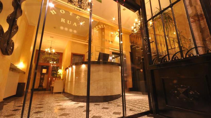 Zewnętrzny Hotel Rua Salamanka