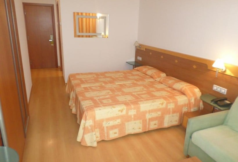 Zimmer Hotel Blaucel Blanes