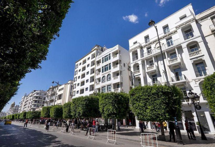 호텔 Carlton 튀니스
