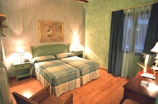 فندق Condes de Visconti تاراثونا