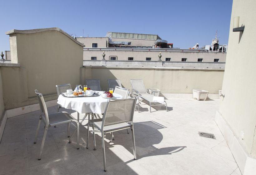 ホテル Quatro Puerta del Sol マドリード