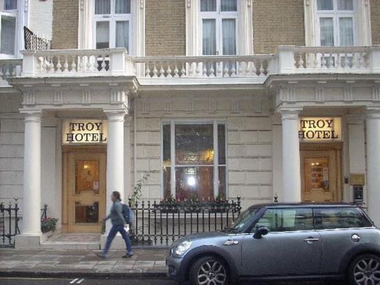 The Troy Hotel Londra
