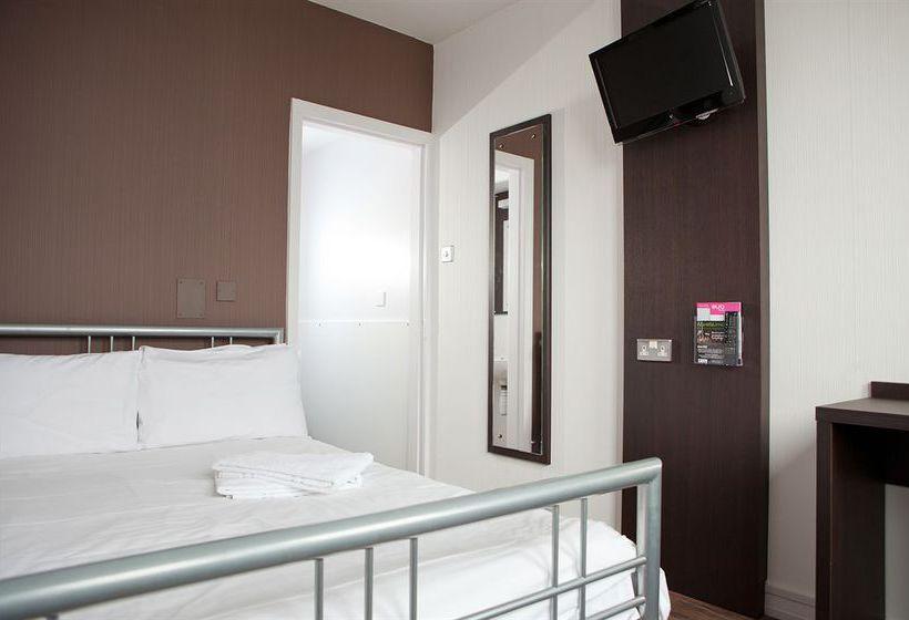 Euro Hostel Glasgow غلاسكو