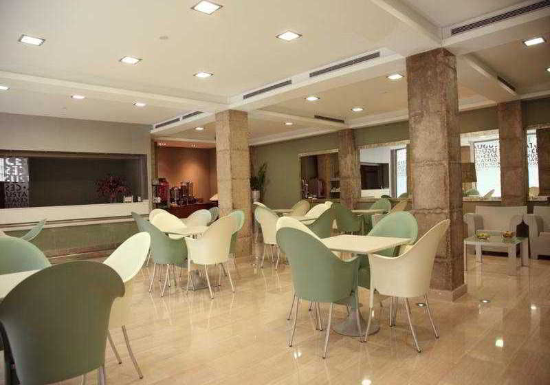 Hotel Cesaraugusta Saragozza