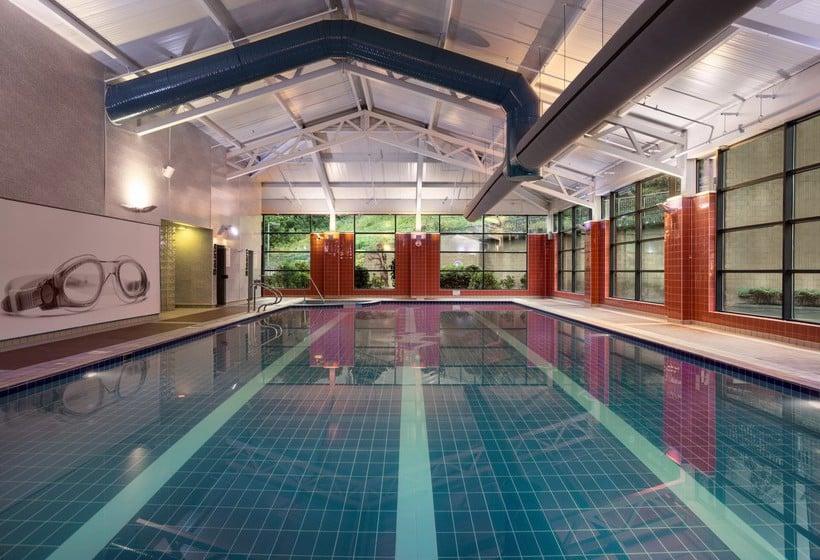 Schwimmbad Hotel Crowne Plaza Belfast