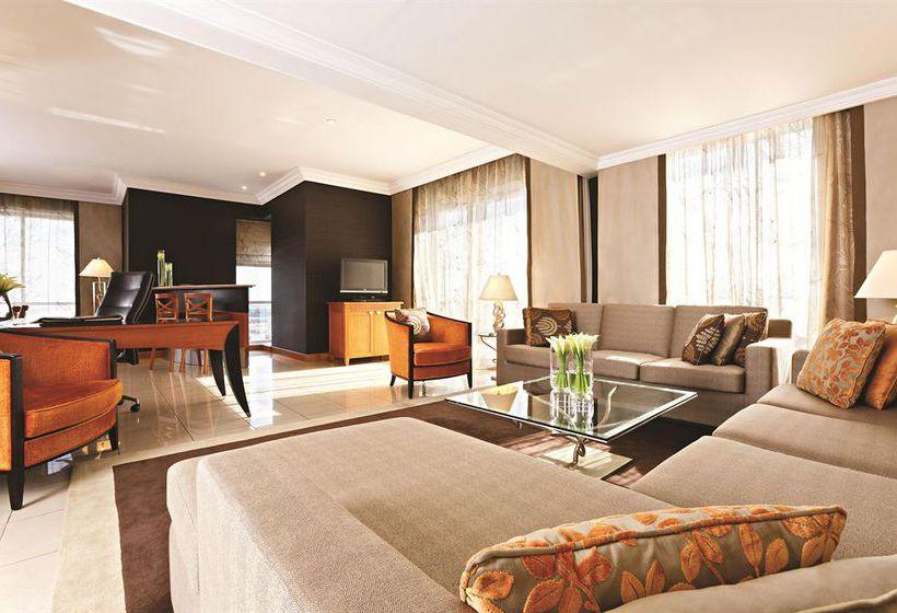 Hotel Fairmont Dubai