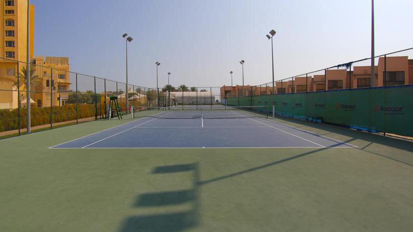 Sports facilities Hotel Intercontinental Doha