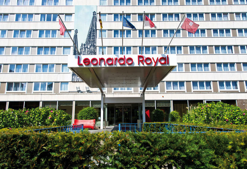 Hotel Leonardo Royal Koln Am Stadtwald Cologne