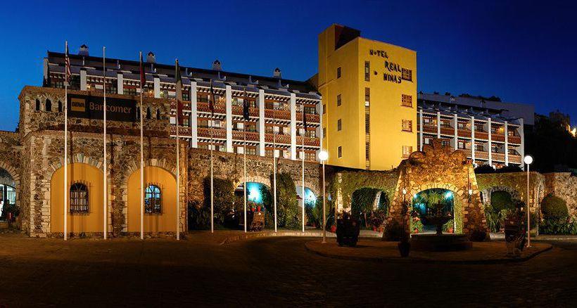 Hotel Real De Minas In Guanajuato Starting At 163 27 Destinia