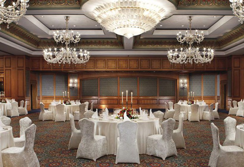 Restaurante Hotel The Ritz-Carlton Istanbul Estambul
