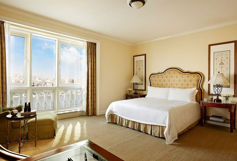 Four Seasons Hotel Cairo at The First Residence القاهرة