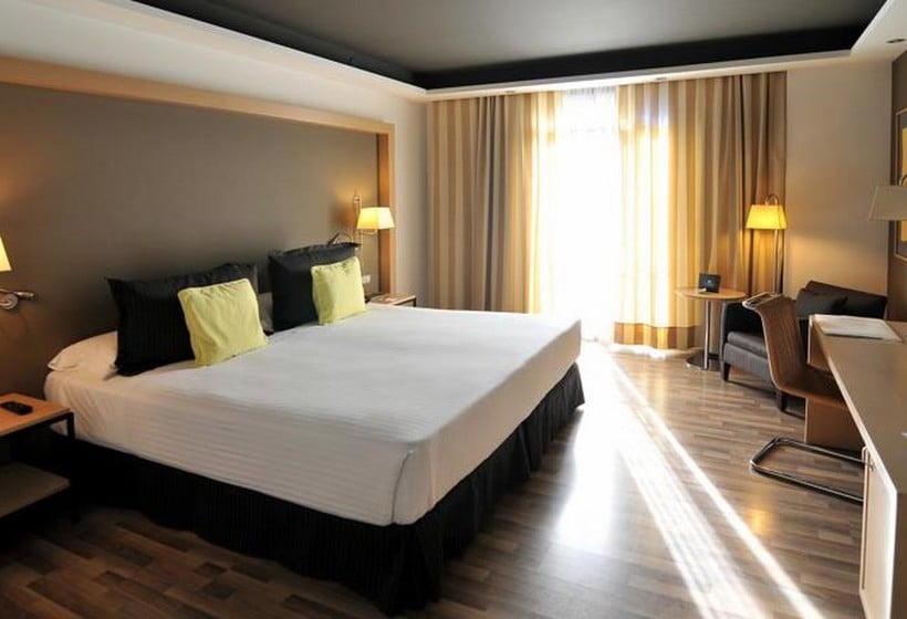 Zimmer Hotel Jazz Barcelona