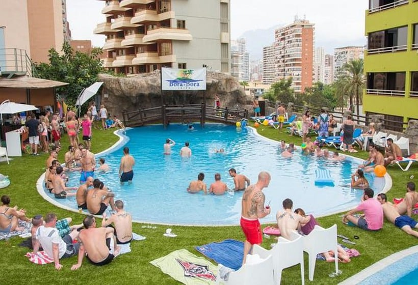 Swimming pool Benidorm Celebrations Pool Party Resort - Adults Only