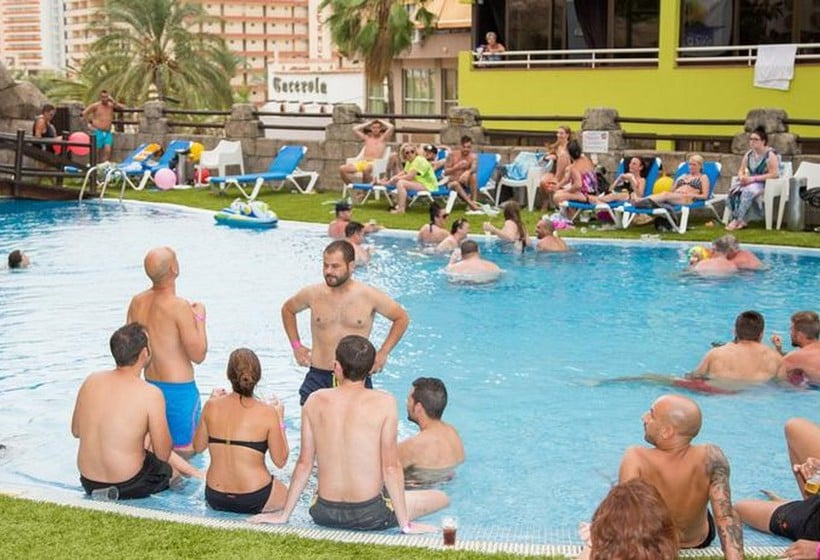 حمام سباحة Benidorm Celebrations Pool Party Resort - Adults Only بينيدورم