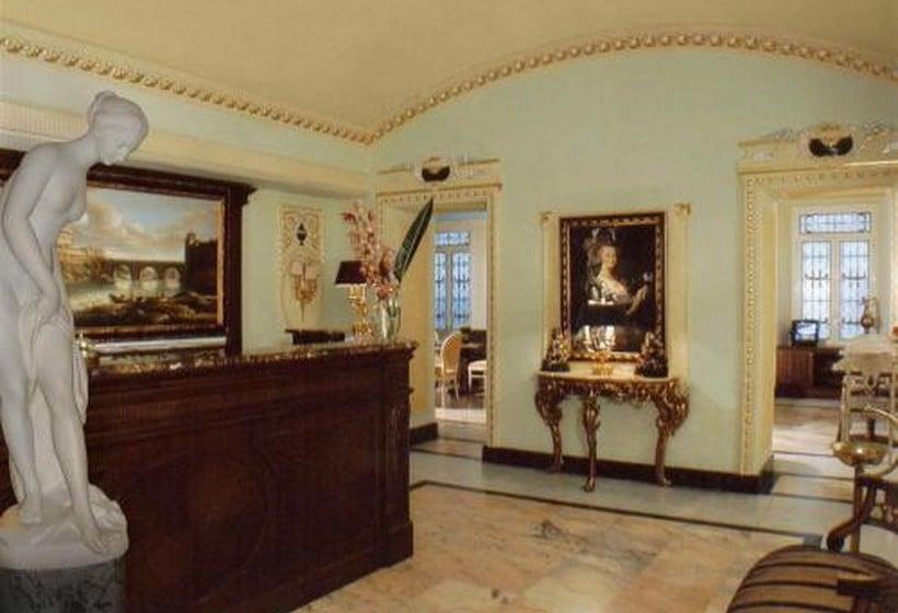 בית מלון כפרי Champagne Palace רומא