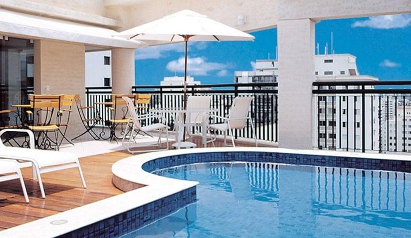 فندق Estanplaza Ibirapuera ساو باولو