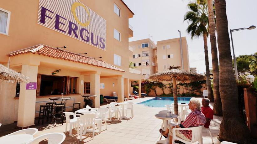 Gemeinschaftsbereiche Hotel Fergus Capi Playa Platja de Palma