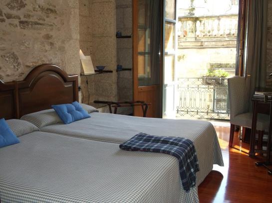 فندق Rua Villar سانتياغو دي كومبوستيلا