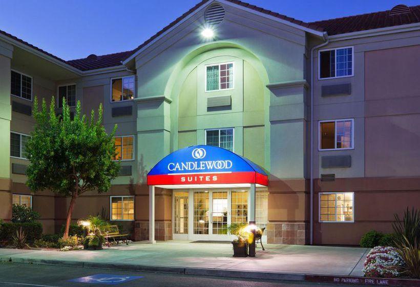 Hotel Candlewood Suites Silicon Valley san Jose Santa Clara