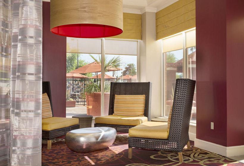 Hotel Hilton Garden Inn Scottsdale Old Town Scottsdale As Melhores Ofertas Com Destinia