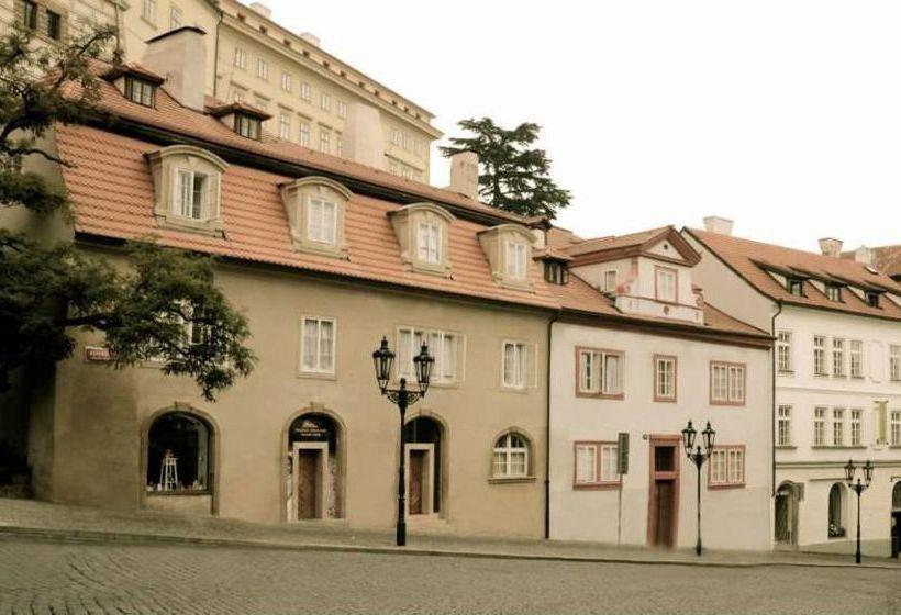 Hotel Neruda Prag