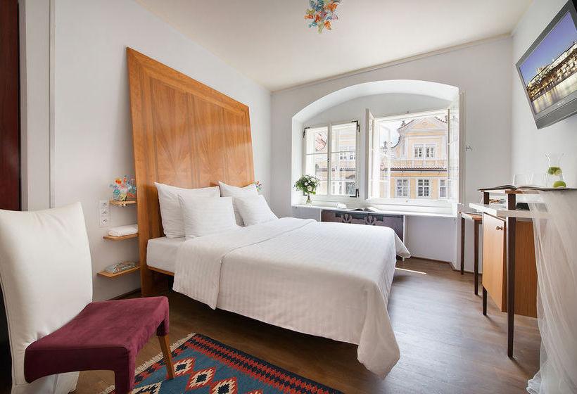 Hotel Neruda Praga
