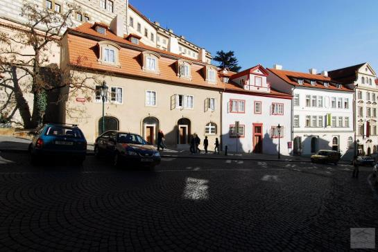 Hotel Neruda プラハ