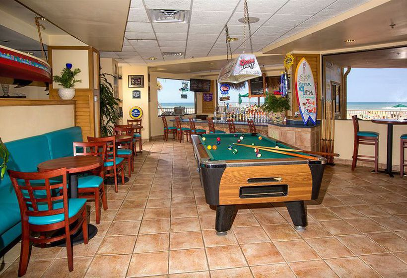Gemeinschaftsbereiche Hotel Ocean Breeze Club Daytona Beach