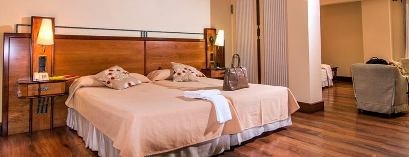 Hotel Abades Guadix