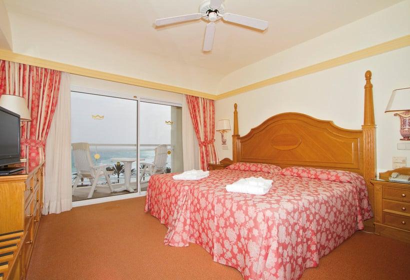 غرفة فندق Riu Palace Tres Islas كوراليخو