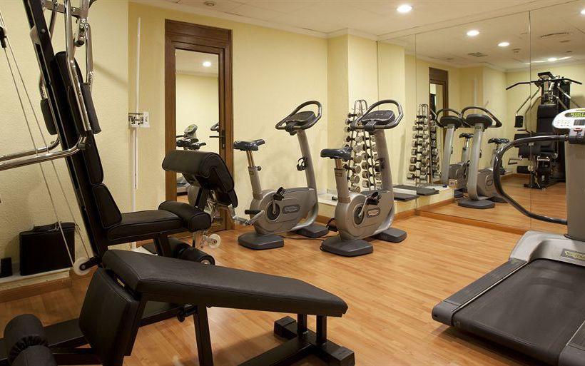 Sportfaciliteiten Hotel Senator Gran Vía 70 Spa  Madrid