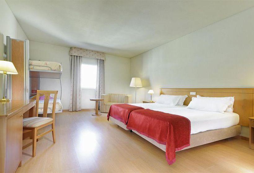 방 호텔 Tryp Porto Centro 포르투