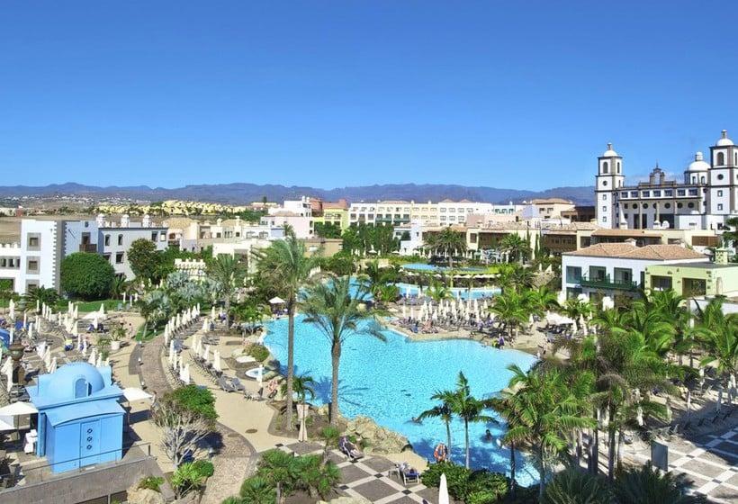 Aussenbereich Lopesan Villa del Conde Resort & Thalasso Meloneras