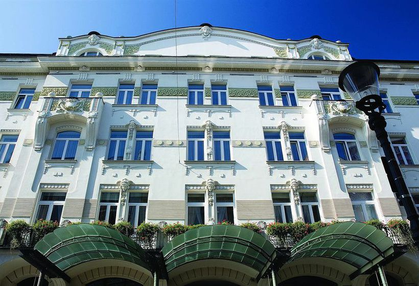 Grand Hotel Union Executive Lubiana